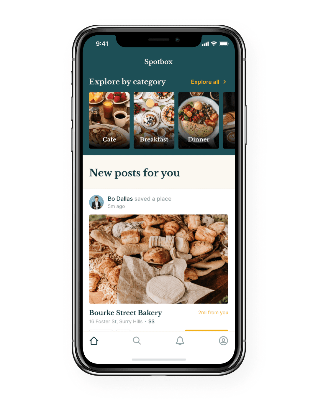 Spotbox App