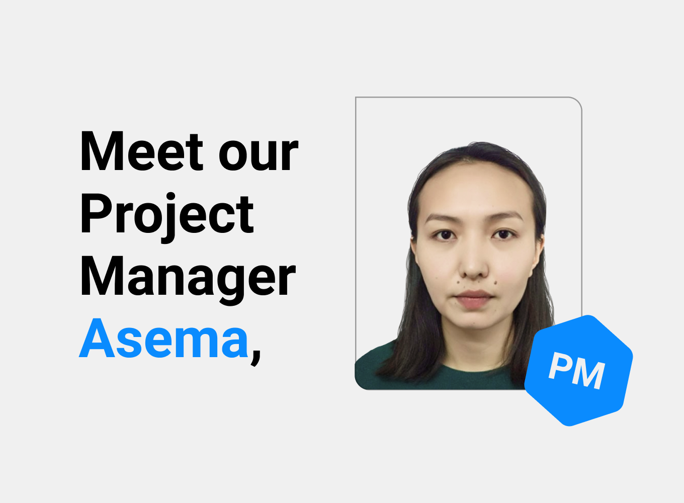 Meet Sema, the project manager at appello software